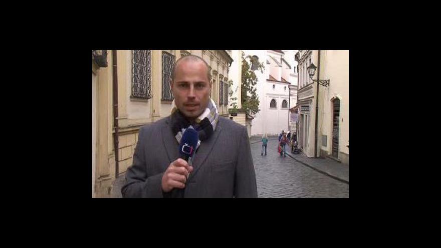 Video Reportáž Michala Šebely a Šárky Vostrejžové