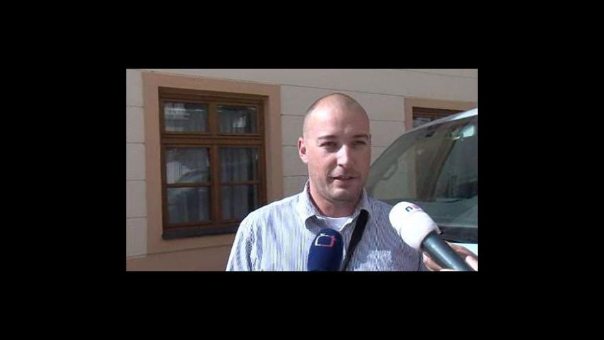 Video Vyjádření břeclavského státního zástupce Tomáše Foldyny