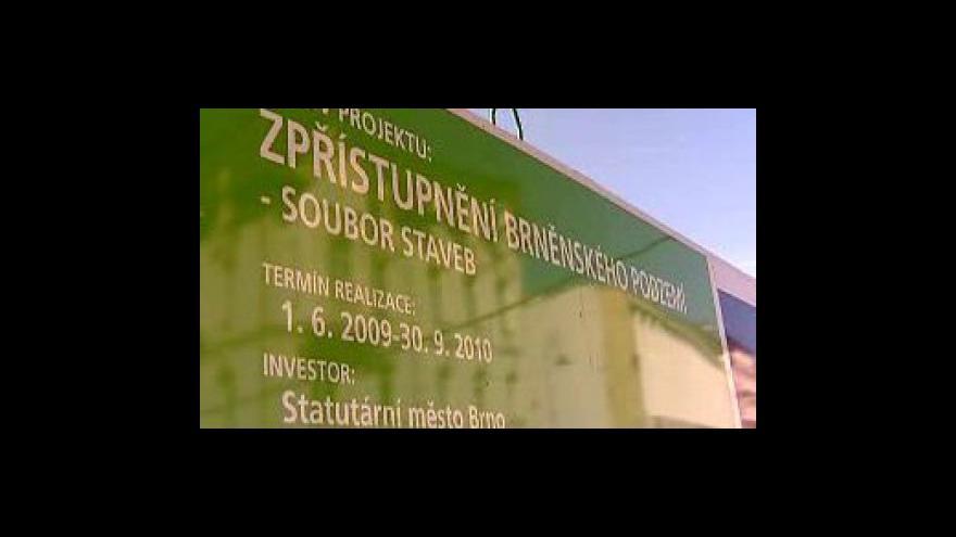 Video Brněnské podzemí má nové logo