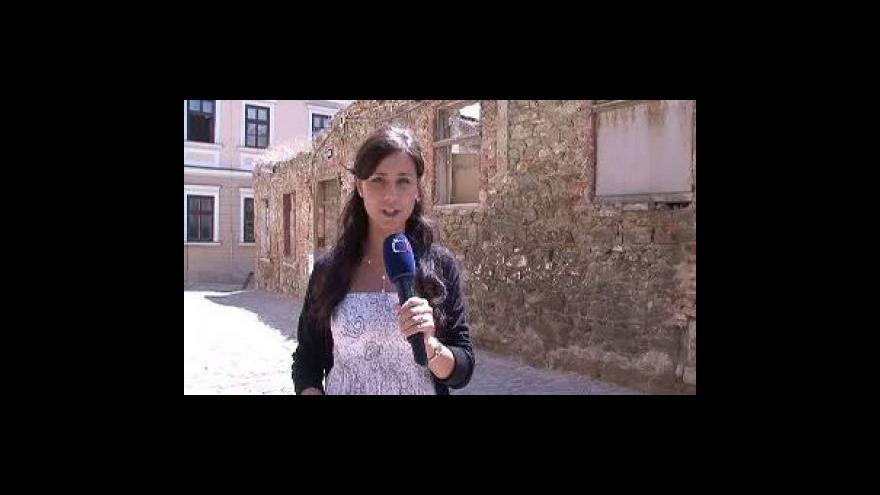Video Reportáž Daniely Vajbarové