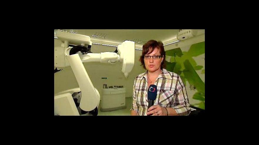 Video Reportáž Ivany Bartoňové
