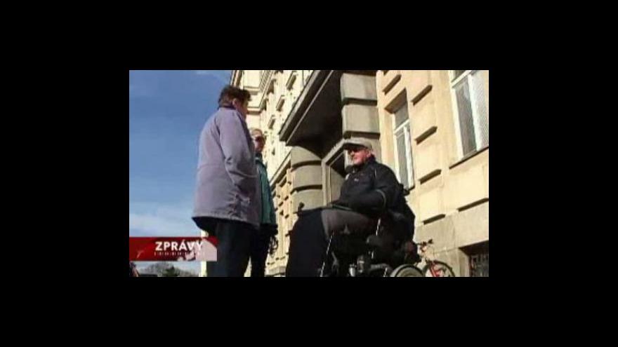Video Reportáž Svatavy Měrkové