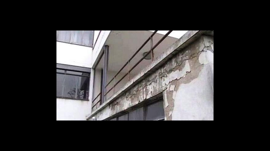 Video Další krok v rekonstrukci Tugendhat