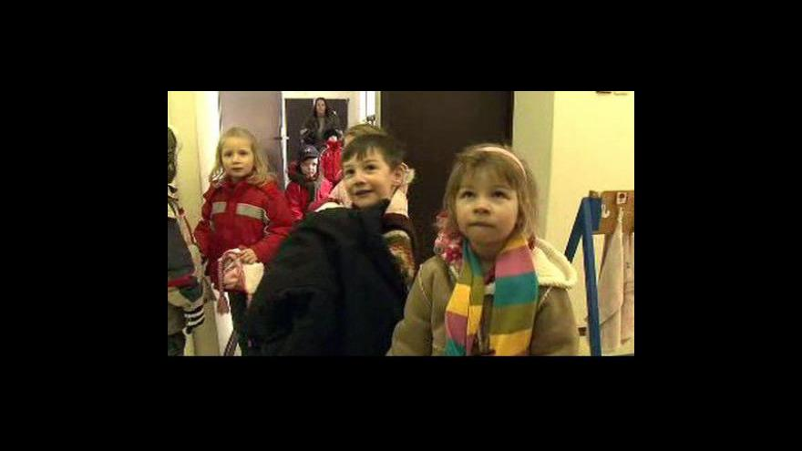 Video Reportáž Barbory Telferové