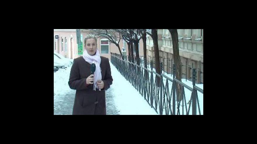 Video Reportáž Evy Lípové a Barbory Telferové
