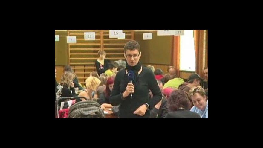Video Reportáž Eriky Knajblové