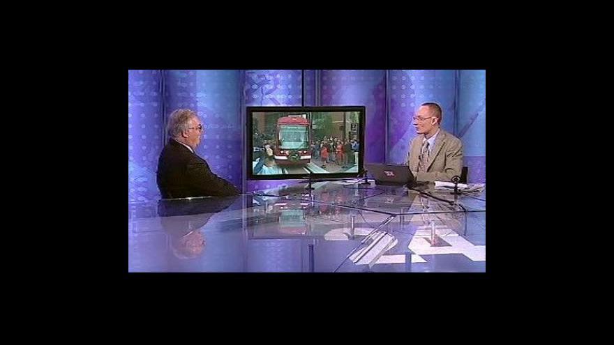 Video Rozhovor s Martinem Pěnčíkem a Josefem Huškem