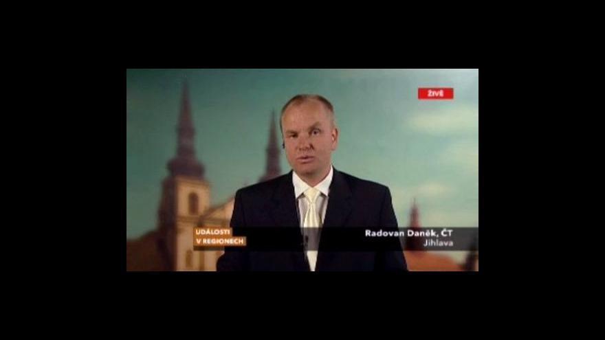 Video Reportáž a vstup Radovana Daňka