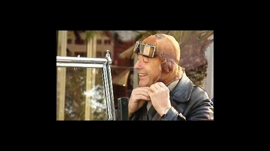Video Reportáž Mojmíra Žáčka
