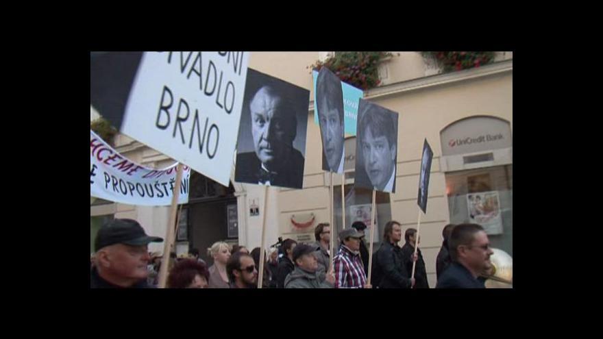 Video Rozhovor s Hanou Procházkovou