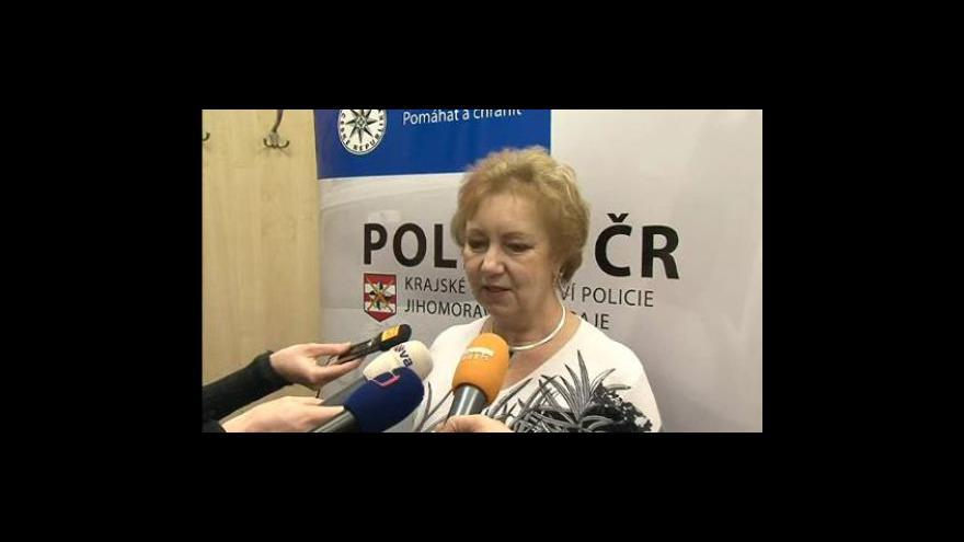 Video Vyšetřovatelka Michaela Kučerová o případu pedofila
