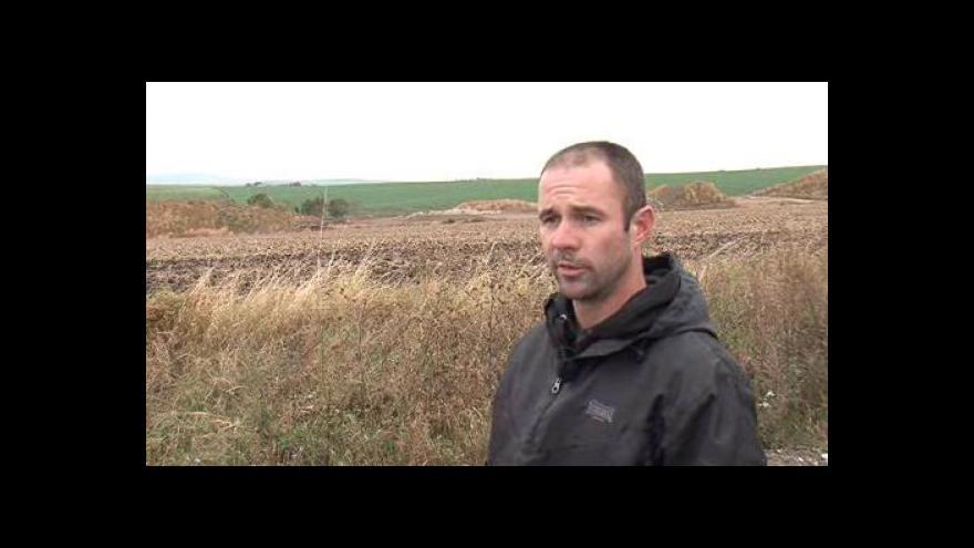 Video Místostarosta Petr Smejsík o skládce u Vážan nad Litavou