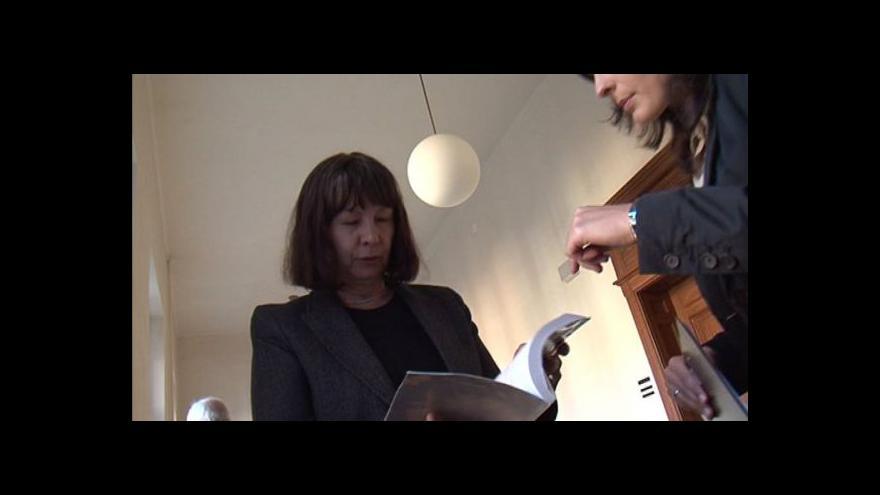 Video Ředitelka blanenského muzea vysvětluje své důvody pro napsání knihy, která se stala součástí sporu