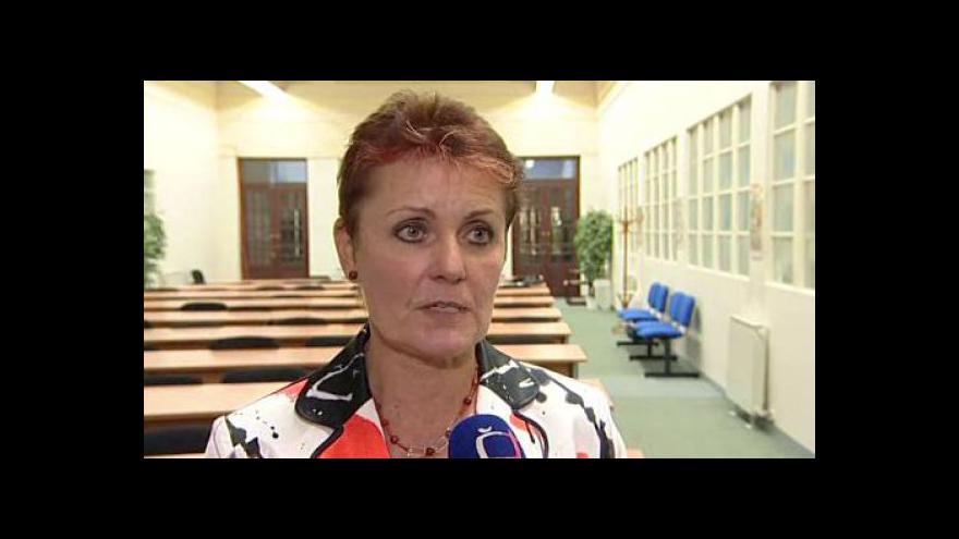 Video Anna Hubáčková z odboru životního prostředí o rozšíření čističek v kraji