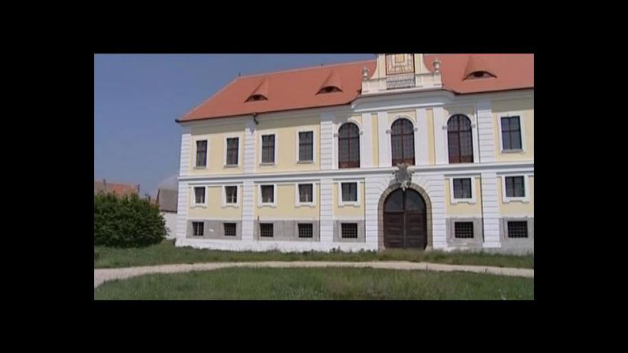 Video Tomáš Novotný o situaci se zámkem