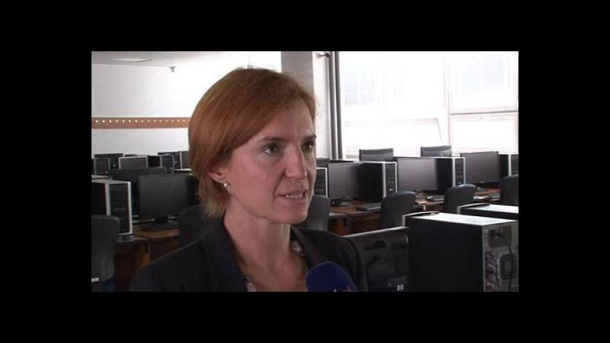 Video Mluvčí MU v Brně Tereza Fojtová o projektu
