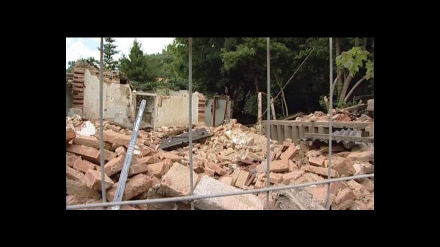 Video Aleš Homola z NPÚ o odpamátnění domu v Kamenné kolonii