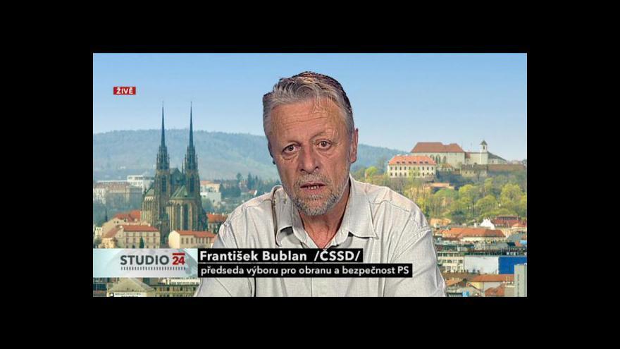 Video Studio ČT24 - trestní oznámení na Lessyho