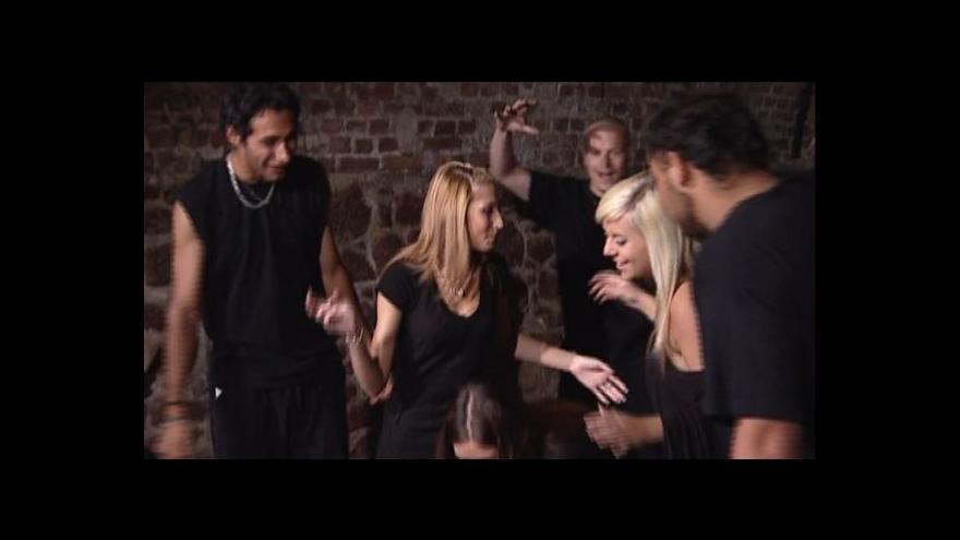 """Video Ukázka z představení """"První úspěch"""""""