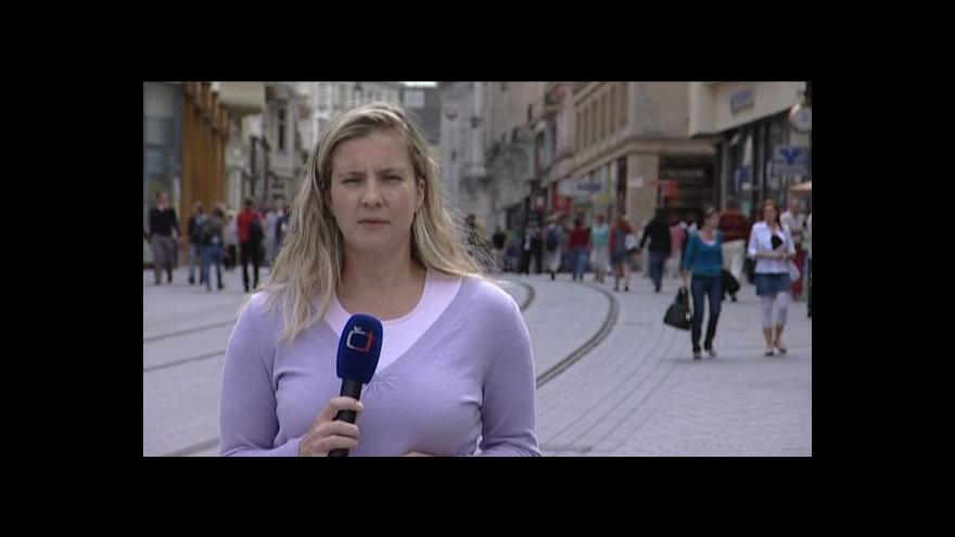 Video Reportáž Evy Lípové