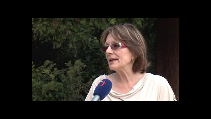 Video Kastelánka Ivana Holásková o poničených tisech