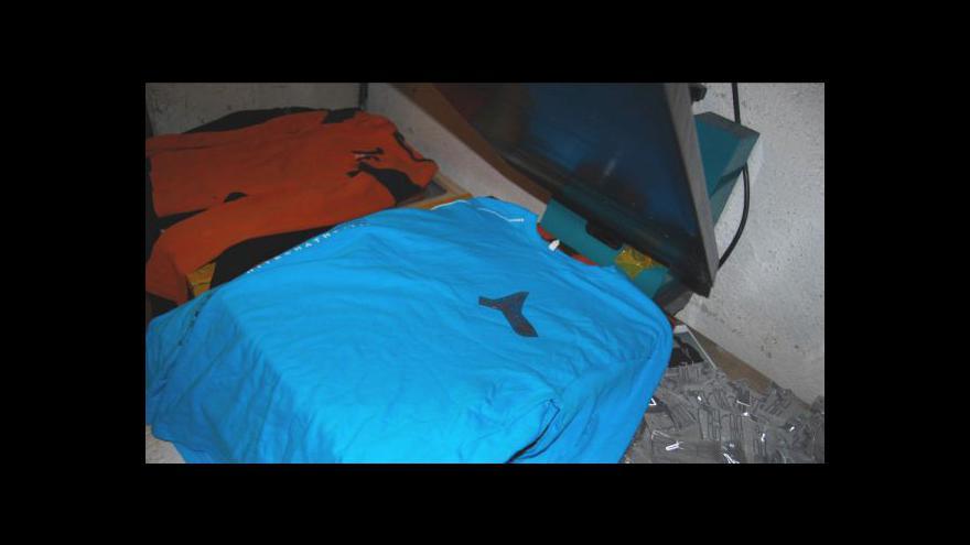 Video Mluvčí celníků Lada Temňáková