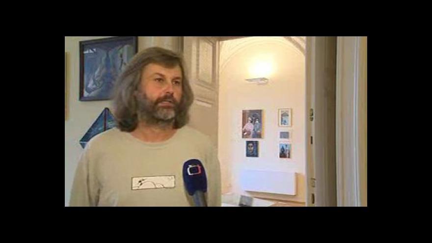 Video Kurátor výstavy Libor Gronský o projektu