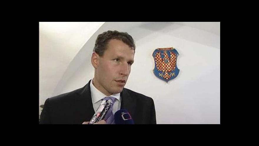 Video Rozhovor s novým znojemským starostou Vlastimilem Gabrhelem