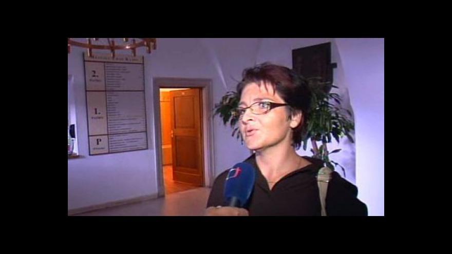 Video Monika Hájková ze sdružení Občané za nemocnici Kyjov k jednání