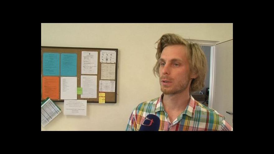 Video Vedoucí Kontaktního centra Vídeňská Petr Blažek o rozdílu mezi uživateli heroinu a pervitinu