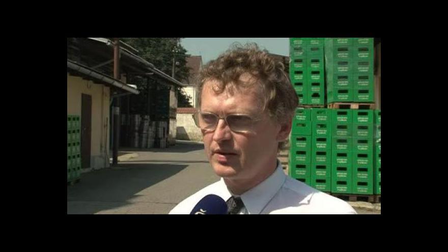 Video Pivovarník Miloš Hrabák o plánech pivovaru do budoucna