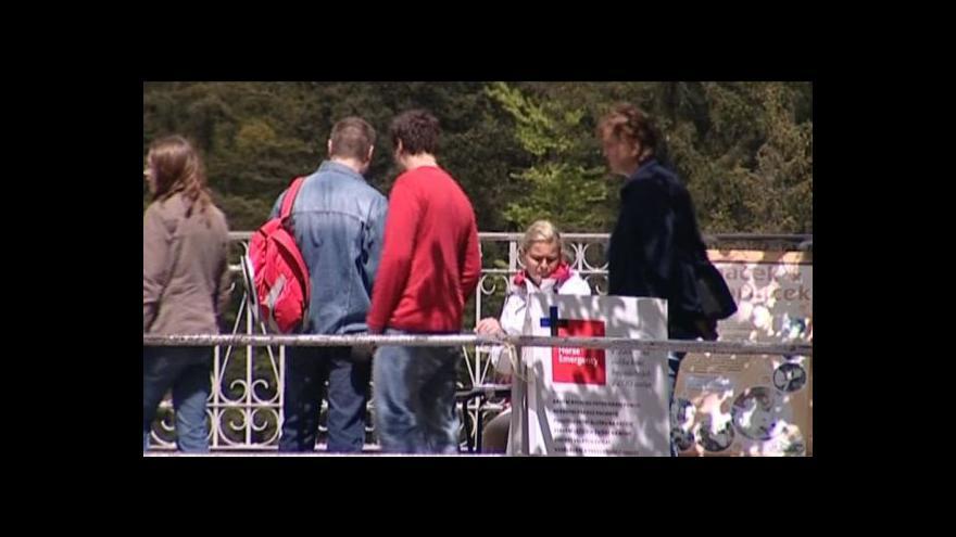 Video Vedoucí Chráněné krajinné oblasti Moravský kras Leoš Štefka o dohodě