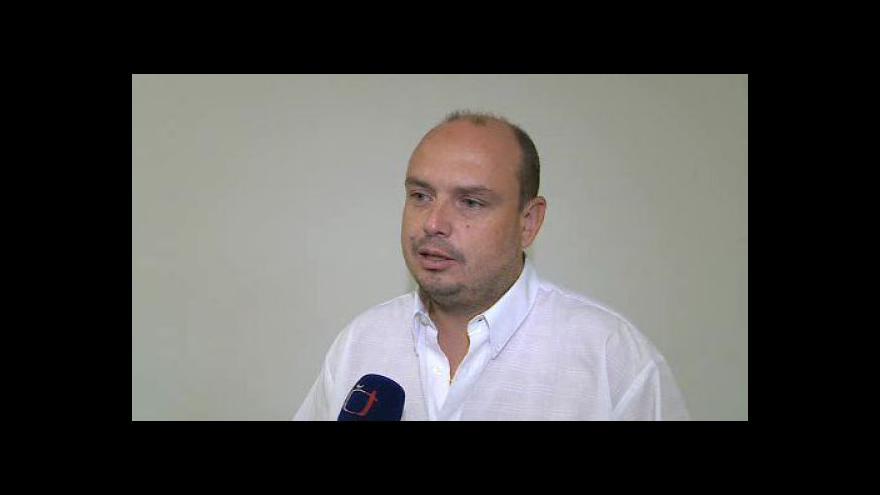 Video Náměstek primátora Zlína Ondřej Běták o správě městských bytů
