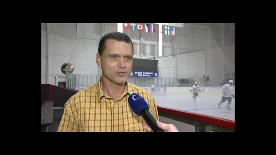 Video Ředitel stadionu v Břeclavi Zdeněk Petr o přípravách mládeže na soutěže