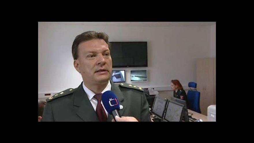 Video Ředitel policie Trnavského kraje Imrich Puha o významu společného centra