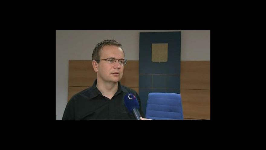 Video Mluvčí Okresního soudu ve Zlíně Dušan Beránek o pochybnostech převodu vlastnictví budovy