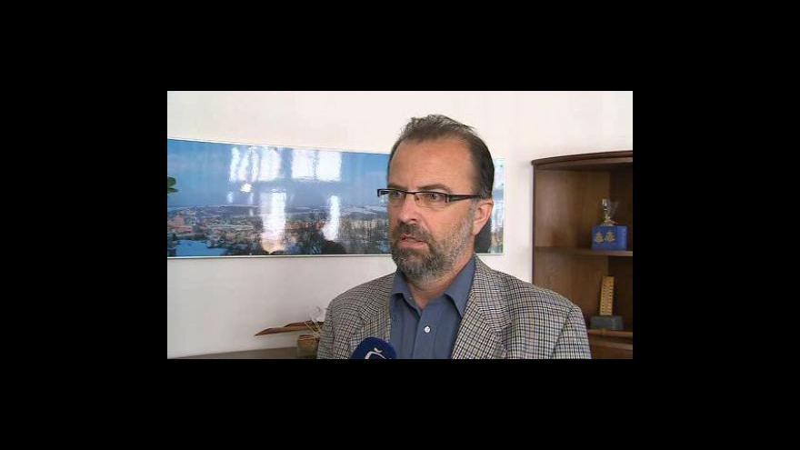 Video Náměstek zlínského primátora Bedřich Lansfeld (M.O.R.) o problémech s dotací