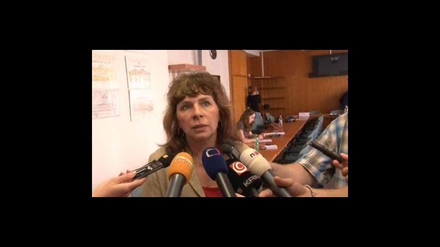 Video Policejní vyšetřovatelka Olga Pifková o praktikách podvodníka