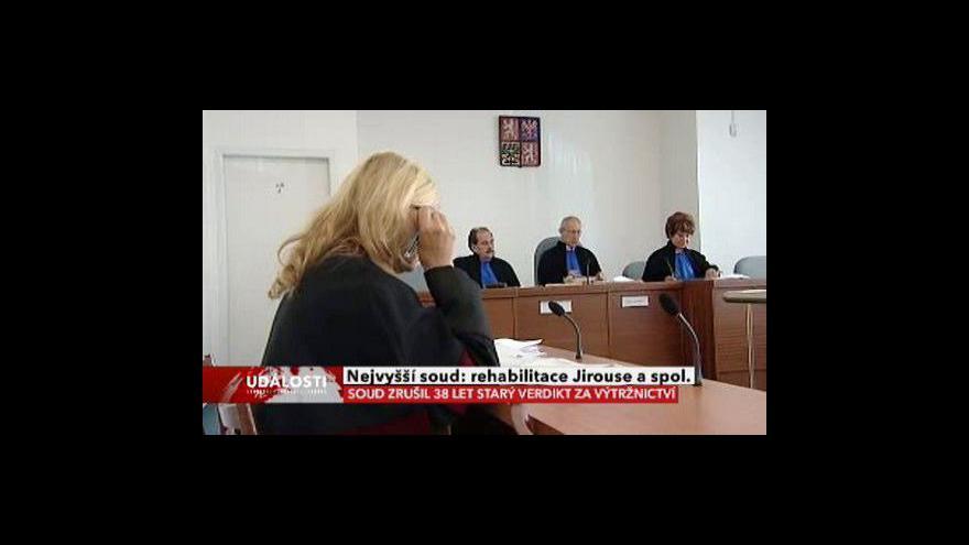 Video Reportáž Michala Šebely a Zuzany Tvarůžkové
