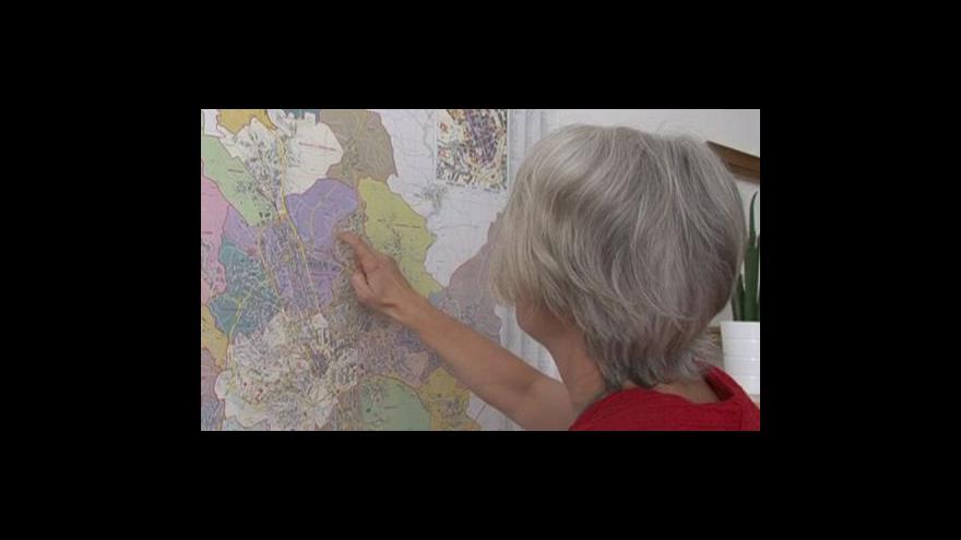 Video Místostarostka Zuzana Bímová o plánovaných Barbecue pointech