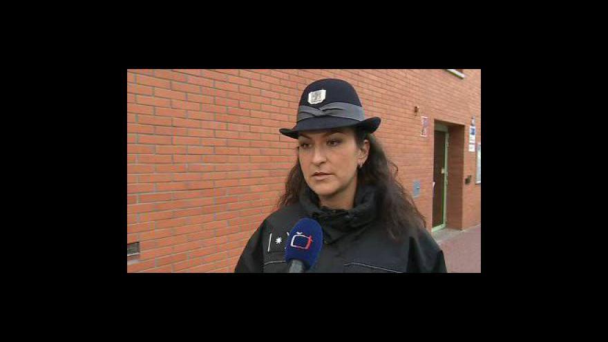 Video Tisková mluvčí PČR Zlín Jana Bartíková k vyšetřování řidiče