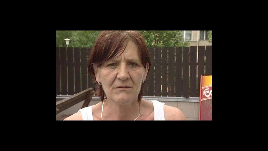 Video Rozhovor se servírkou Dagmar Kopeckou, která dívce dávala jídlo a peníze