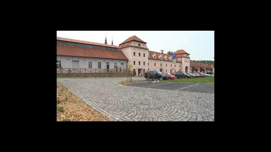 Video No comment: Na Velehradu otevřeli dům sv.Cyrila a Metoděje