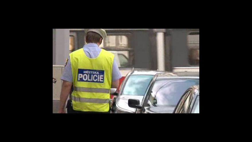 Video Parkování na ulici Běhounská jen pro někoho