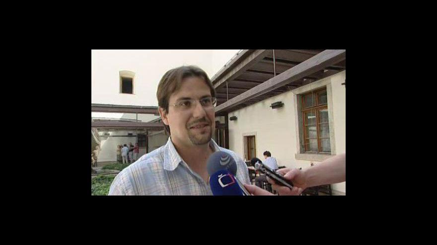Video Petr Horehleď o festivalu 2011