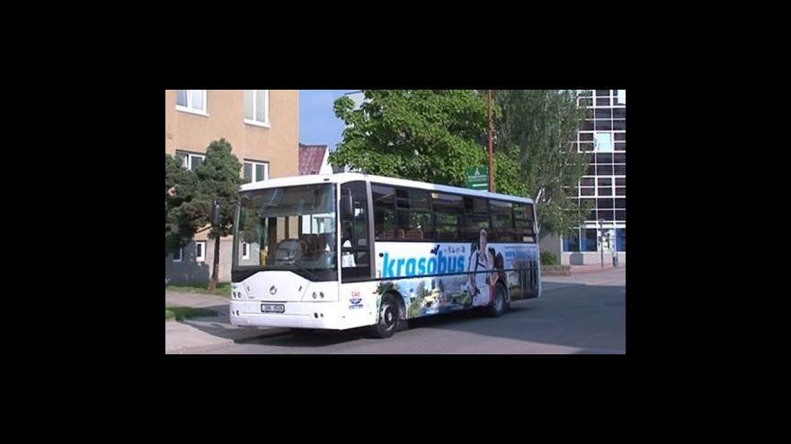 Video NO COMMENT: První jízda Krasobusu
