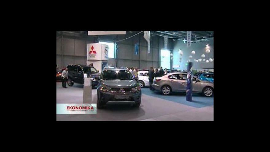 Video V Brně začíná autosalon