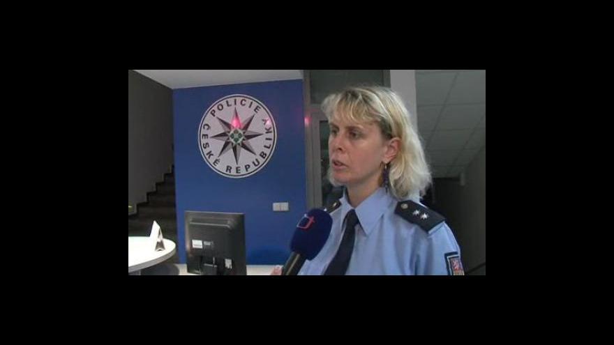 Video Vyjádření mluvčí blanenské policie Ivy Šebkové k tragické nehodě u Olešnice