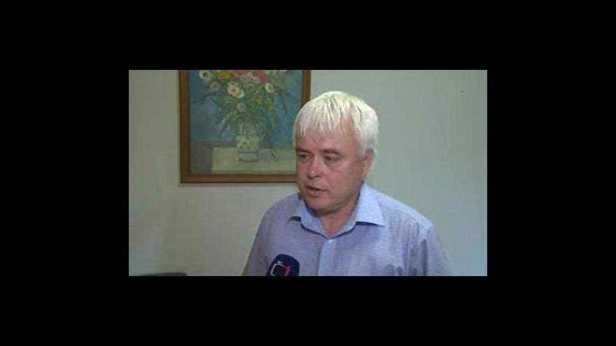 Video Starosta Miroslav Křížka o odstupném