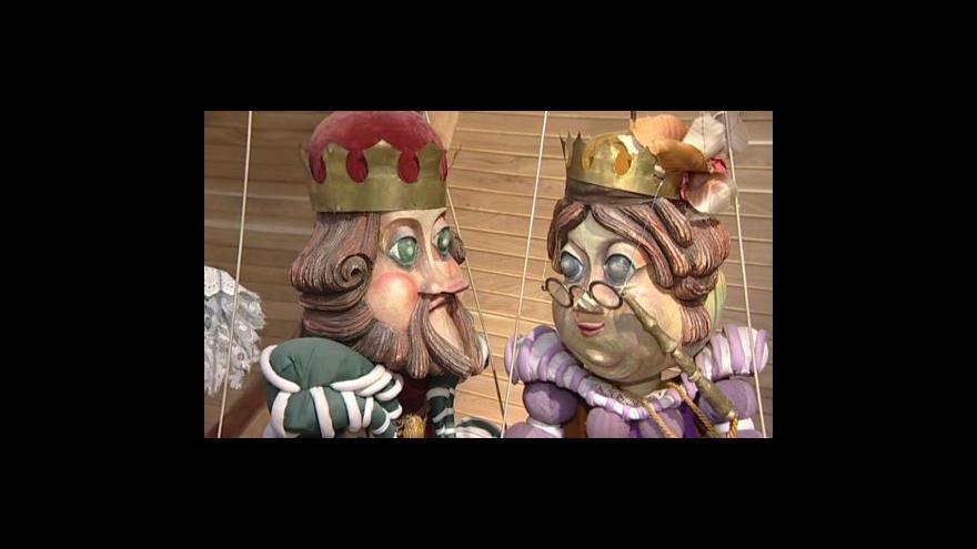 Video No comment: Divadlo Radost v Muzeu vystaví loutky ze svých představení